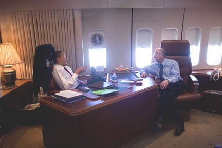 Obama S Air Force One A Vacation Campaign Money Raising