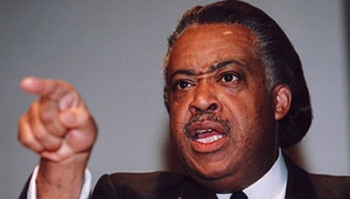 "Al Sharpton - another angry black man who constantly plays the ""race card""..."