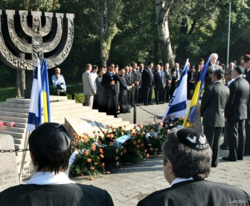 Ukraine remembers Babi Yar massacre