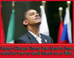 """Obama the narcissist...""""...its all about me, me, me""""..."""