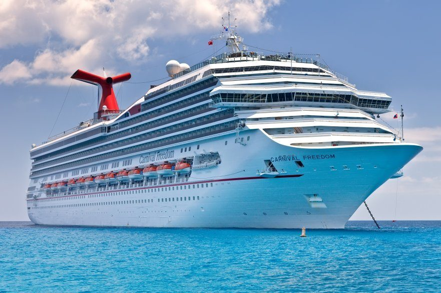 How Many Guest Rooms On A Small Cruise Ship
